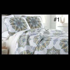 Other - Twin/Twin XL: quilt 2 pcs